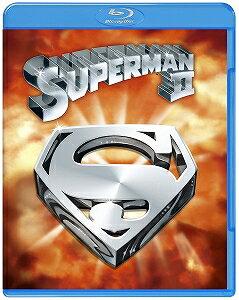 【アウトレット品】スーパーマンII 冒険篇 スペシャル・パッケージ('81米)〈初回生産限定〉【Blu-ray/洋画アクション|SF】初回出荷限定