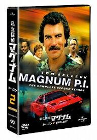 【アウトレット品】私立探偵マグナム シーズン2 DVD-SET〈6枚組〉【DVD/洋画ドラマ】