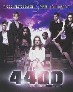 4400‐フォーティ・フォー・ハンドレッド‐シーズン3Vol.1プティスリム<期間限定商品>[DVD]ジョエルグレッチ