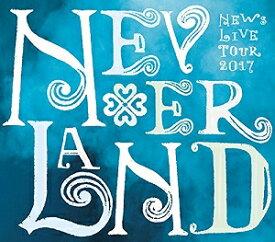 NEWS/NEWS LIVE TOUR 2017 NEVERLAND〈初回盤・4枚組〉【DVD/邦楽】初回出荷限定