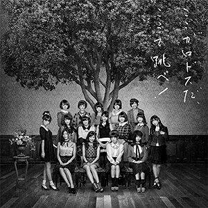 AKB48/ここがロドスだ ここで跳べ!【CD/邦楽ポップス】