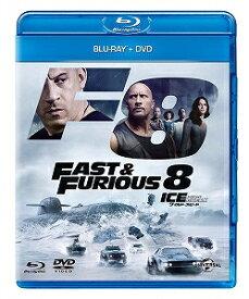 ワイルド・スピード ICE BREAK ブルーレイ+DVDセット('16米)〈2枚組〉【Blu-ray/洋画アクション|サスペンス】