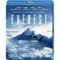 エベレスト('15米)【Blu-ray/洋画アクション|サスペンス|アドベンチャー】