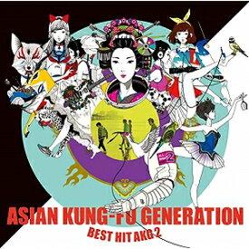 ASIAN KUNG-FU GENERATION/BEST HIT AKG 2(2012-2018)【CD/邦楽ポップス】