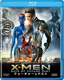 【アウトレット品】X-MEN:フューチャー&パスト('14米)【Blu-ray/洋画アクション|SF】