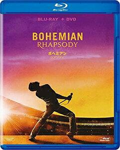 ボヘミアン・ラプソディ 2枚組ブルーレイ&DVD【Blu-ray・洋画ドラマ】【新品】