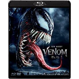 ヴェノム ブルーレイ&DVDセット('18米)〈2枚組〉【Blu-ray/洋画アクション|SF|サスペンス|ミステリー】