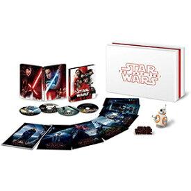 スター・ウォーズ/最後のジェダイ 4K UHD MovieNEX プレミアムBOX('17米)〈数量限定・4枚組〉【Ultra HD Blu-ray/洋画SF|アドベンチャー】初回出荷限定