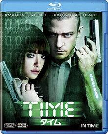 【アウトレット品】TIME/タイム('11米)【Blu-ray/洋画アクション|SF】