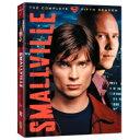SMALLVILLE/ヤング・スーパーマン フィフス・シーズン DVDコレクターズ・ボックス2〈5枚組〉【DVD/洋画アクション|SF|ドラマ】