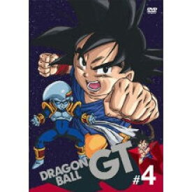 DRAGON BALL GT #4【DVD/アニメ】