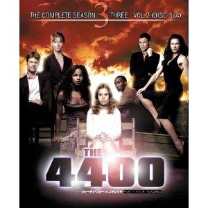 4400‐フォーティ・フォー・ハンドレッド‐シーズン3Vol.2プティスリム【DVD・海外TVドラマ】