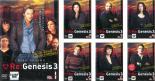 全巻セット【中古】DVD▼Re:Genesis 3 リ・ジェネシス(7枚セット)第301話〜第313話 最終▽レンタル落ち【海外ドラマ】