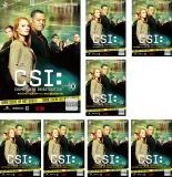 全巻セット【中古】DVD▼CSI:科学捜査班 シーズン10 SEASON(8枚セット) 第1001話〜第1023話▽レンタル落ち