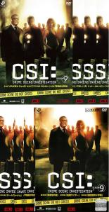 全巻セット【中古】DVD▼CSI:科学捜査班 シーズン9(8枚セット)第901話〜第924話▽レンタル落ち
