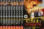 全巻セット【中古】DVD▼CSI:マイアミ シーズン7(9枚セット)第701話〜第725話▽レンタル落ち