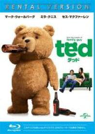 【バーゲンセール】【中古】Blu-ray▼テッド ted ブルーレイディスク▽レンタル落ち