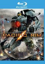 【中古】Blu-ray▼パシフィック・リム ブルーレイディスク▽レンタル落ち