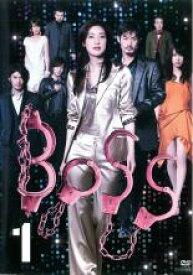 【中古】DVD▼BOSS ボス 1(第1話〜第2話)▽レンタル落ち【テレビドラマ】