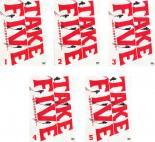 全巻セット【送料無料】【中古】DVD▼TAKE FIVE 俺たちは愛を盗めるか(5枚セット)第1話〜最終話▽レンタル落ち【テレビドラマ】