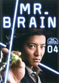 【中古】DVD▼MR.BRAIN 4(第6話〜第7話)▽レンタル落ち【テレビドラマ】