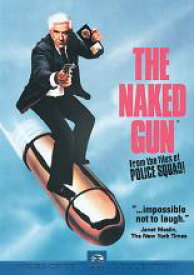 【バーゲンセール】【中古】DVD▼裸の銃を持つ男▽レンタル落ち