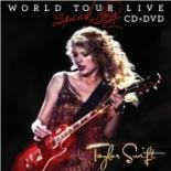 【中古】CD▼Speak Now World Tour Live CD+DVD▽レンタル落ち