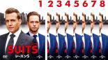 全巻セット【中古】DVD▼SUITS スーツ シーズン5(8枚セット)第1話〜第16話 最終▽レンタル落ち【海外ドラマ】