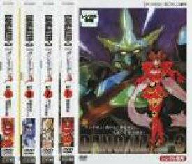 全巻セット【送料無料】SS【中古】DVD▼超神姫ダンガイザー 3(4枚セット)ACT1、2、3、4▽レンタル落ち