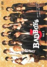 【中古】DVD▼BAD BOYS J 1(第1話〜第3話)▽レンタル落ち【テレビドラマ】