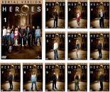 全巻セット【中古】DVD▼HEROES ヒーローズ シーズン1(11枚セット)第1話〜シーズンフィナーレ▽レンタル落ち【海外ドラマ】