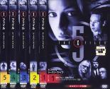全巻セット【中古】DVD▼X−ファイル ファイブ シーズン5(5枚セット)FileNo501〜FileNo520▽レンタル落ち【海外ドラマ】
