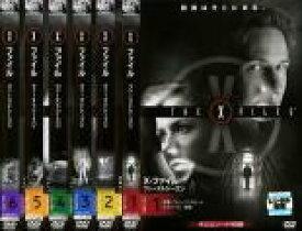 全巻セット【中古】DVD▼X−ファイル ファーストシーズン1(6枚セット)FileNo00〜23▽レンタル落ち【海外ドラマ】