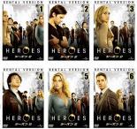 全巻セット【中古】DVD▼HEROES ヒーローズ シーズン2(6枚セット)第1話〜第11話(シーズンフィナーレ)▽レンタル落ち【海外ドラマ】