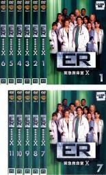 全巻セット【中古】DVD▼ER 緊急救命室 テン シーズン10(11枚セット)第1話〜シーズンフィナーレ▽レンタル落ち【海外ドラマ】