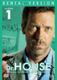 【バーゲンセール】【中古】DVD▼Dr HOUSE ドクター ハウス シーズン3 Vol.1▽レンタル落ち【海外ドラマ】
