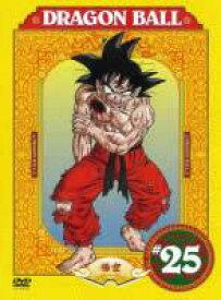 【中古】DVD▼DRAGON BALL ドラゴンボール #25(第144話〜第148話)▽レンタル落ち