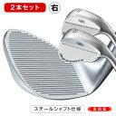 ダイナミクス ハイスピン ウェッジ 2本セット(52度+57度) ゴルフクラブセット