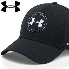 UNDERARMOUR アンダーアーマー メンズ ゴルフキャップ 帽子