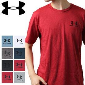 送料無料 UNDER ARMOUR アンダーアーマー メンズ Tシャツ スポーツウェア ゆうパケット