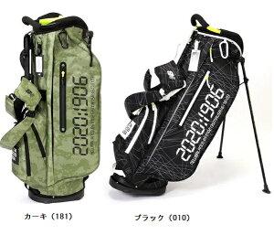 【新品】newbalanceGOLFニューバランスゴルフスタンド式キャディバッグモーションレザー/チェリーブロッサムカモ012-01800012020年モデル日本正規品