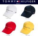 【新品】 トミーヒルフィガーゴルフ TOMMY HILFIGER GOLF TH LOGO キャップ THMB7DAF 2017年モデル 日本正規品