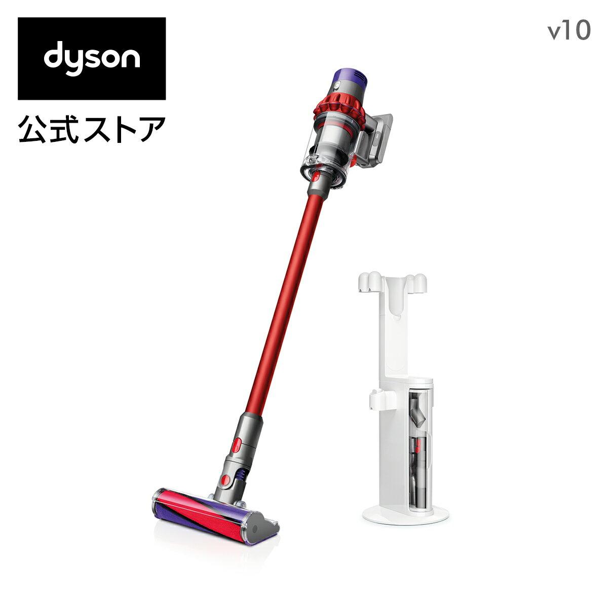 20日10時より【期間限定】【直販限定】ダイソン Dyson Cyclone 10 サイクロン式 コードレス掃除機 dyson SV12FF OLB 2018年モデル