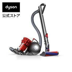 ダイソン Dyson Ball Fluffy+ サイクロン式 キャニスター掃除機 CY24MHCOM レッド/ブルー