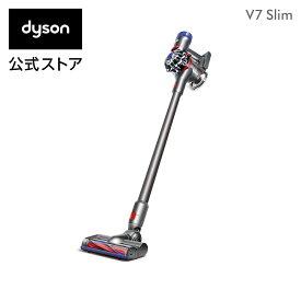 21%OFF【期間限定価格】17日9:59amまで!ダイソン Dyson V7 Slim サイクロン式 コードレス掃除機 dyson SV11SLM 軽量モデル