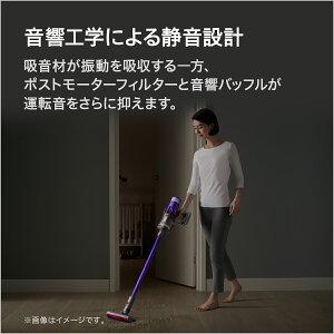 【新発売】ダイソンDysonDigitalSlimFluffyOriginサイクロン式コードレス掃除機dysonSV18FFENT2020年最新モデル