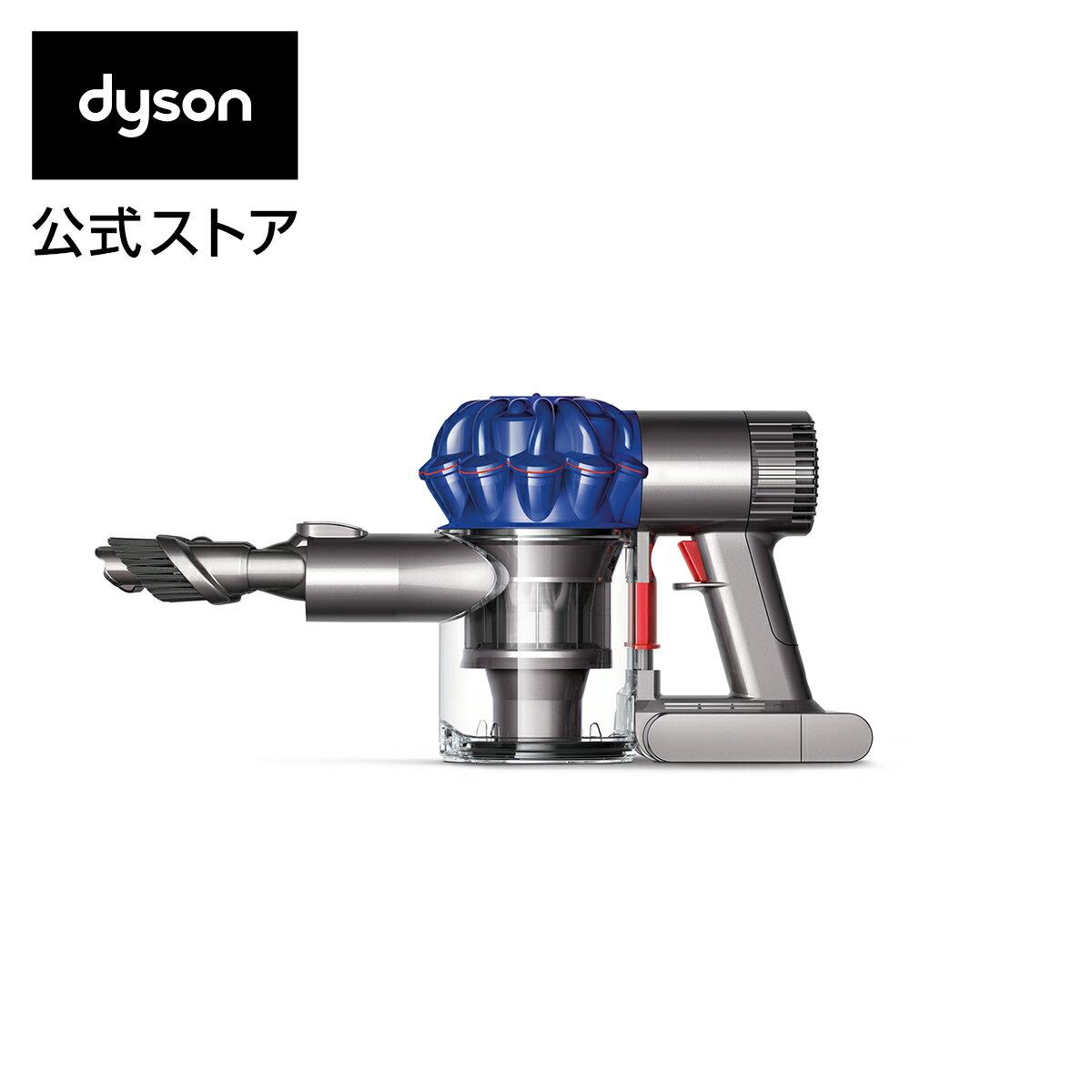 26日1:59amまで【期間限定】ダイソン Dyson V6 Trigger Origin ハンディクリーナー サイクロン式掃除機 DC61MOMB 【新品/メーカー2年保証】