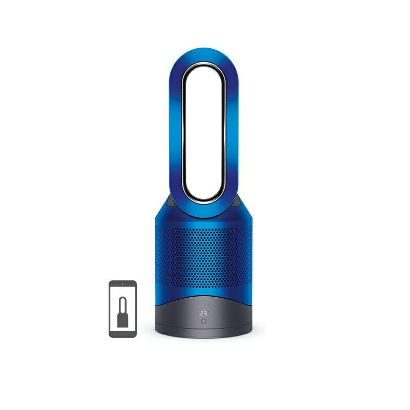 ダイソン Dyson Pure Hot+Cool Link HP02 IB 空気清浄機能付ファンヒーター 空気清浄機 扇風機 アイアン/ブルー 【新品/メーカー2年保証】