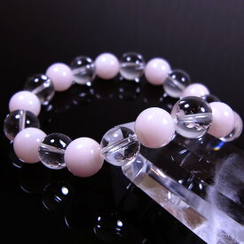 ピンクオパール 水晶 女性らしさの象徴 パワーストーン ブレスレット