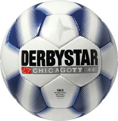 ダービースター ChicagoTT(5号球)2015-2016モデル サッカーボール